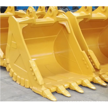 DX210W-9C excavator rock bucket