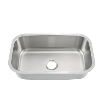 7646A Undermount Single Bowl Kitchen Sink