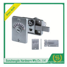 SDB-034SS Customize High Quality For Double Flat Hex Cap Sash Door Bolt