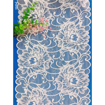 Stretch Lace Trim Grace Flower Fashion Lace Fabric