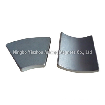N45 Zinc and Nickel Plated Magnets OR37.5xIR33.5x25x4 mm