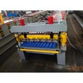 Automatic Corrugated Profile Roll Forming Machine