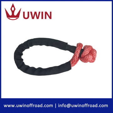 12mm UHMWPE Synthetic Winch Quick Remove Soft Shackle