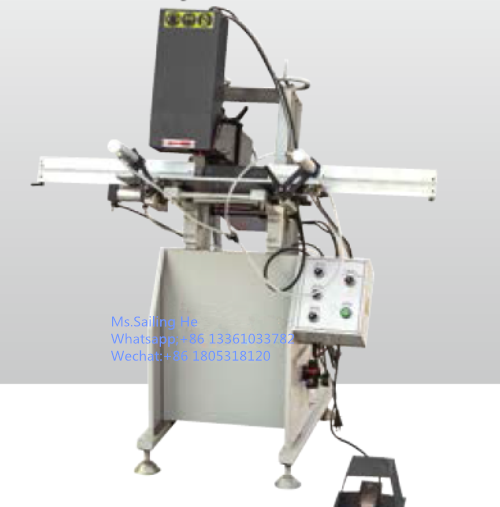 Water groove milling machine