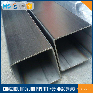 Stainless Steel Square Pipes 304L