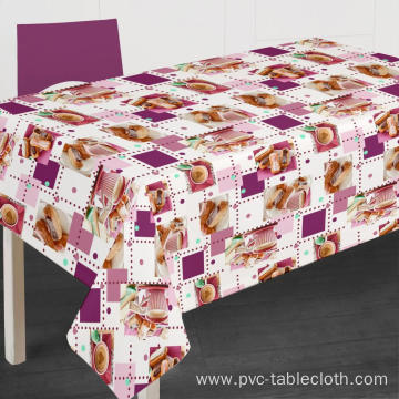 Elegant Tablecloth with Non woven backing Dollar Tree