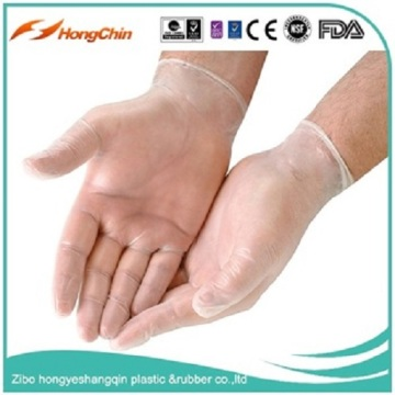 pvc gloves latex free examination gloves high quality