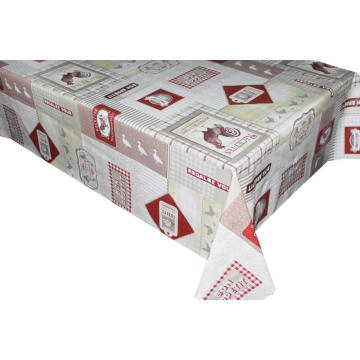Pvc Printed fitted table covers Australia