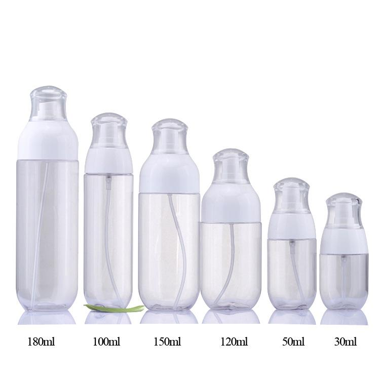 PETG plastic spray empty cosmetic bottle (3)
