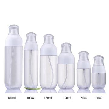 PETG plastic spray empty cosmetic bottle