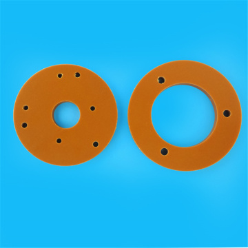 Processing phenolic resin pertinax bakelite washer