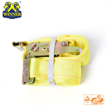 Truck Tie Down Winch Ratchet Strap Container Strap