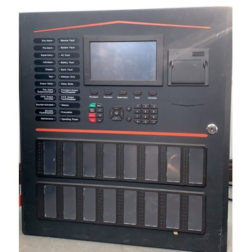 One Loop Addressable Fire Alarm Control Panel LPCB