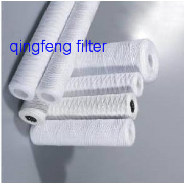 30`` PP String Wound Filter Cartridges For Filtration