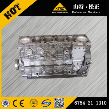 PC200-8 cylinder block assy 6754-21-1310