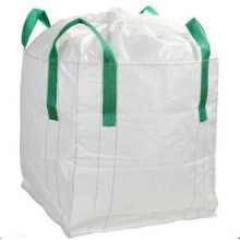 PP jumbo bag with green belt