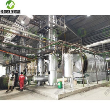 Crude Oil to Refinery Distillation Technology