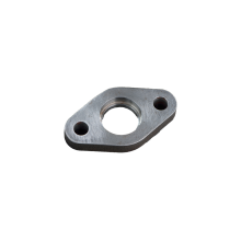 Machined Exhaust Pipe Flange Parts for Automobiles