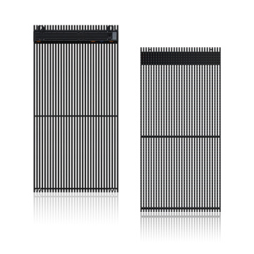 Double-sided IP66 waterproof grade LED Grille screen