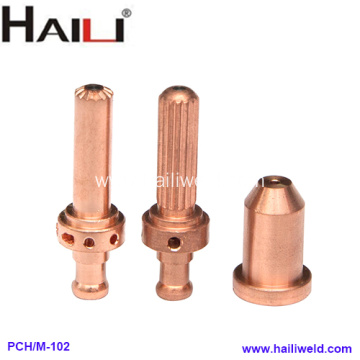 PCH/M-102 Nozzle and Electrode for Thermal Dynamics