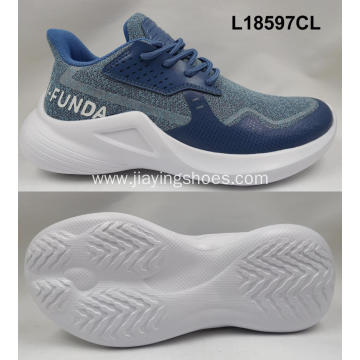 Lady high sole fashion shoes