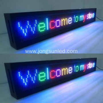 Led Moving Message Display Kit Board Price