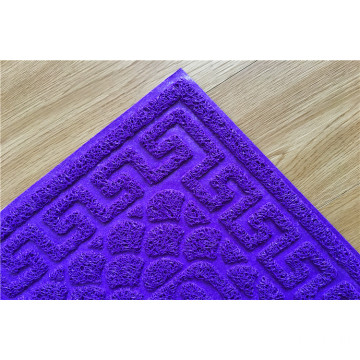 Factory high quality superior elasticity door mat