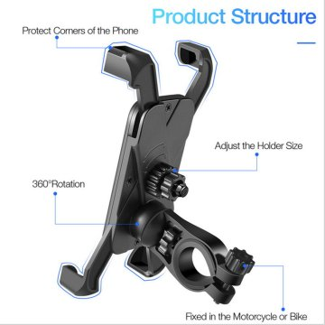 Scooter Phone Holder Waterproof