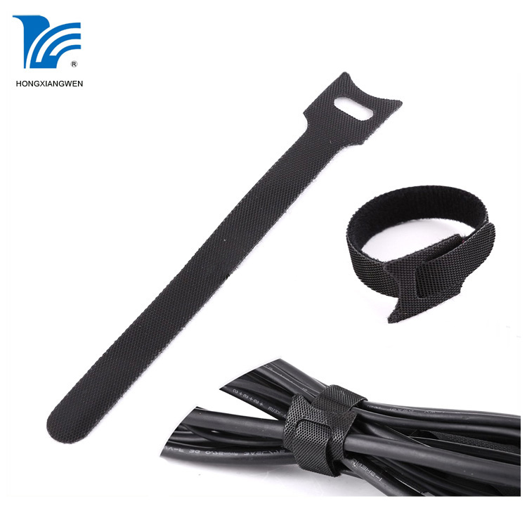 Nylon Hook And Loop Cable Tie