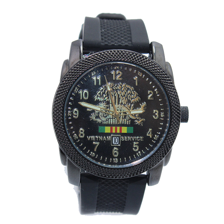 European Style Boys Fashion Silicone Quartz Wrist Watch