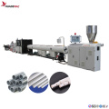 63-200 PVC pipe extrusion line