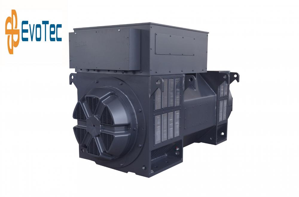 Brushless 6 Pole Diesel Electric Generator