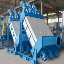 Inclined Screw Thickener For Kraft Paper Industries