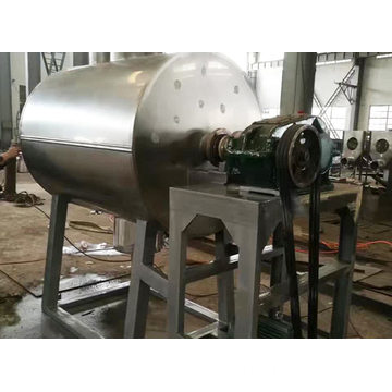 Industrial rotary vacuum rake dryer factory price