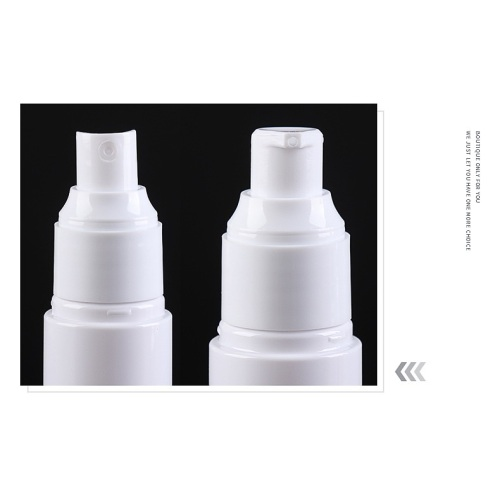 Spray lotion travel bottle sample cream bottle