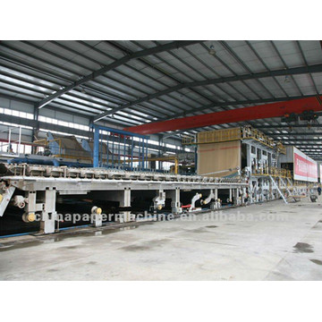Fourdrinier Paper Making Machine Kraft Paper Making