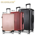 abs pc luggage set travel luggage bags