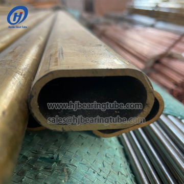 Ellipse Evaporators brass tubing C33000