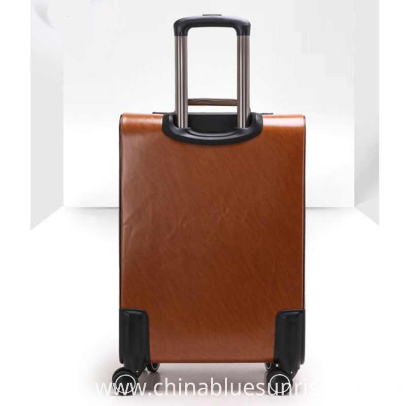 Trolley pu luggage