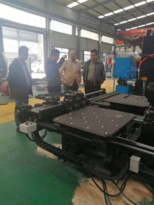 CNC Cutting Machine For Angle Bar