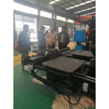 CNC Horizontal Punching Machine for Steel Plate