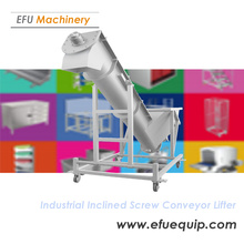 Screw Conveyor Lifting Machine