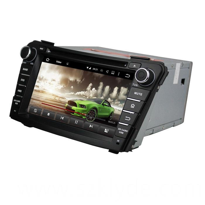 HYUNDAI I40 CAR MULTIMEDIA PLAYER