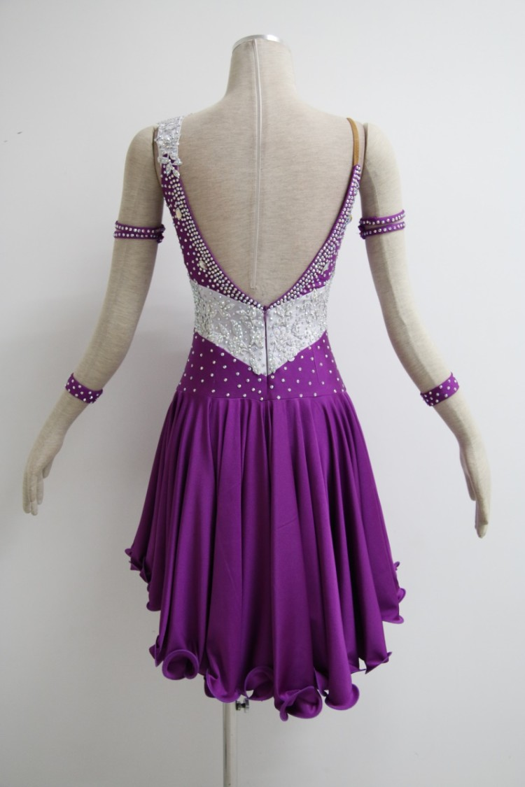 Purple Salsa Dress