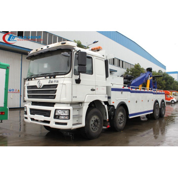 Brand New SHACMAN 80tons Heavy Towing Service Vehicles