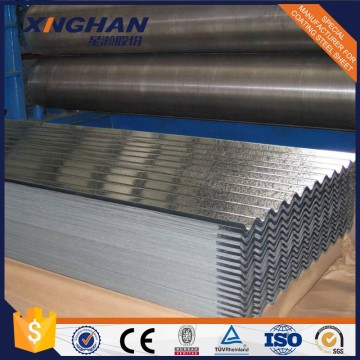 High Quality  Zinc Corrugated Roofing Sheet