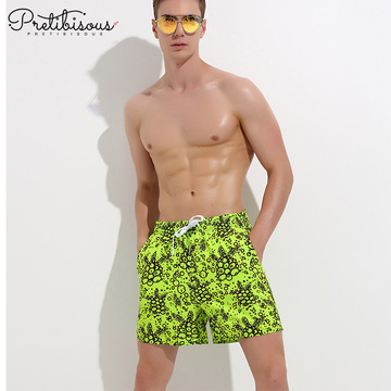 Men swimming board shorts trunks men swimwear