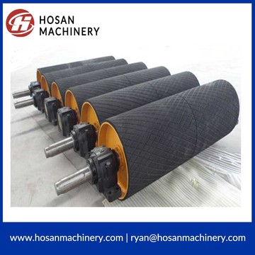 Mining conveyor motor pulley drum CE ISO