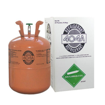Popular Mixed Refrigerants R404A