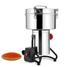 4500g Commercial grain flour mill grinder 110v 220v Small rice herb spice chilli powder grinding milling machine